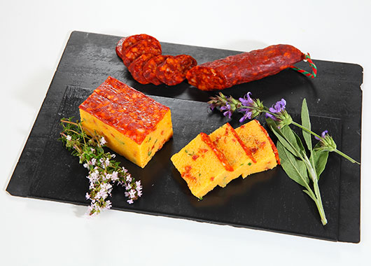 chorizo-degustation