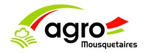 logo pour la compaginie agro mousquetaires